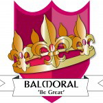 Balmoral house badge
