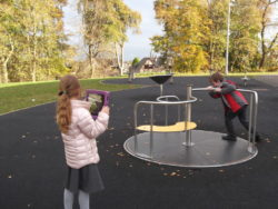 P3 Outdoor Learning! | Mile End School